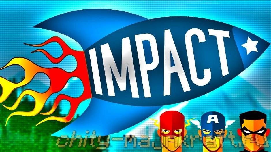 Чит клиент Impact для Майнкрафт 1.12.2 / 1.11.2