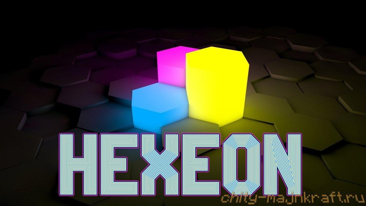 Чит клиент Hexeon на Майнкрафт 1.11