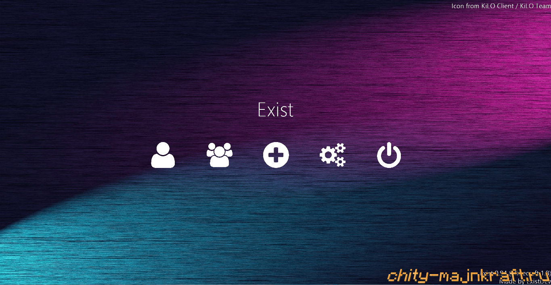 Чит Exist 0.97 для Майнкрафт 1.8