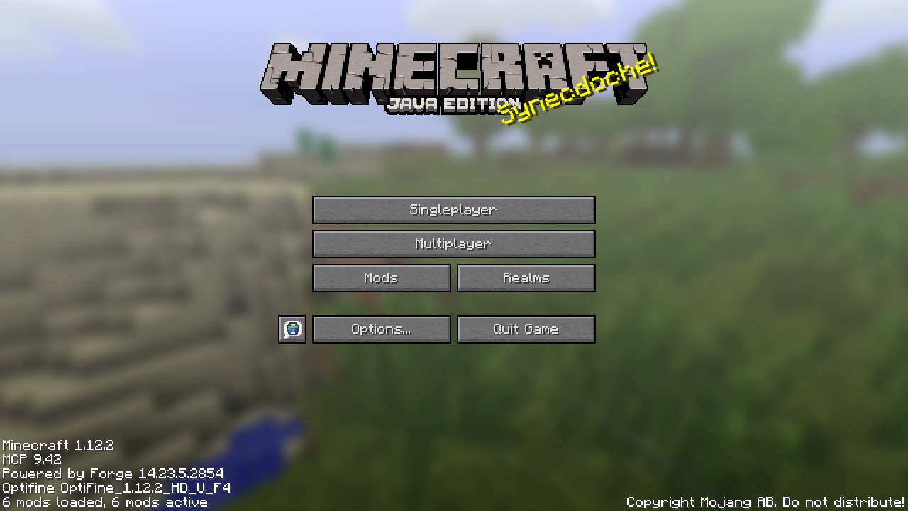 Чит GameSense 2.2.4 на Майнкрафт 1.12.2